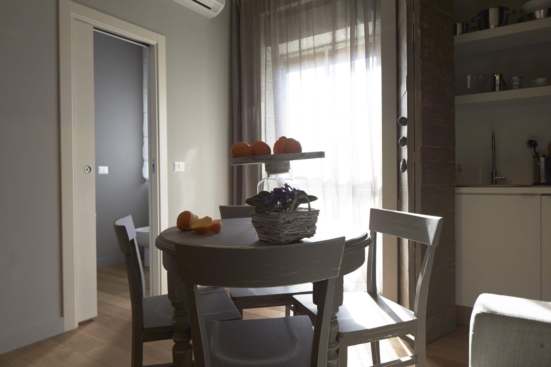 Table at Suites Serviced Apartments