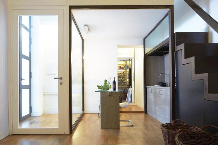 Wine at Piazzo Trento Apartments