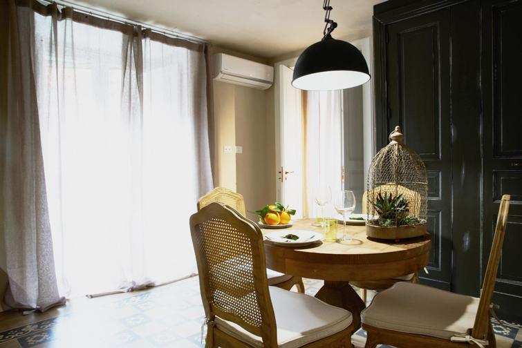 Light at Piazzo Trento Apartments