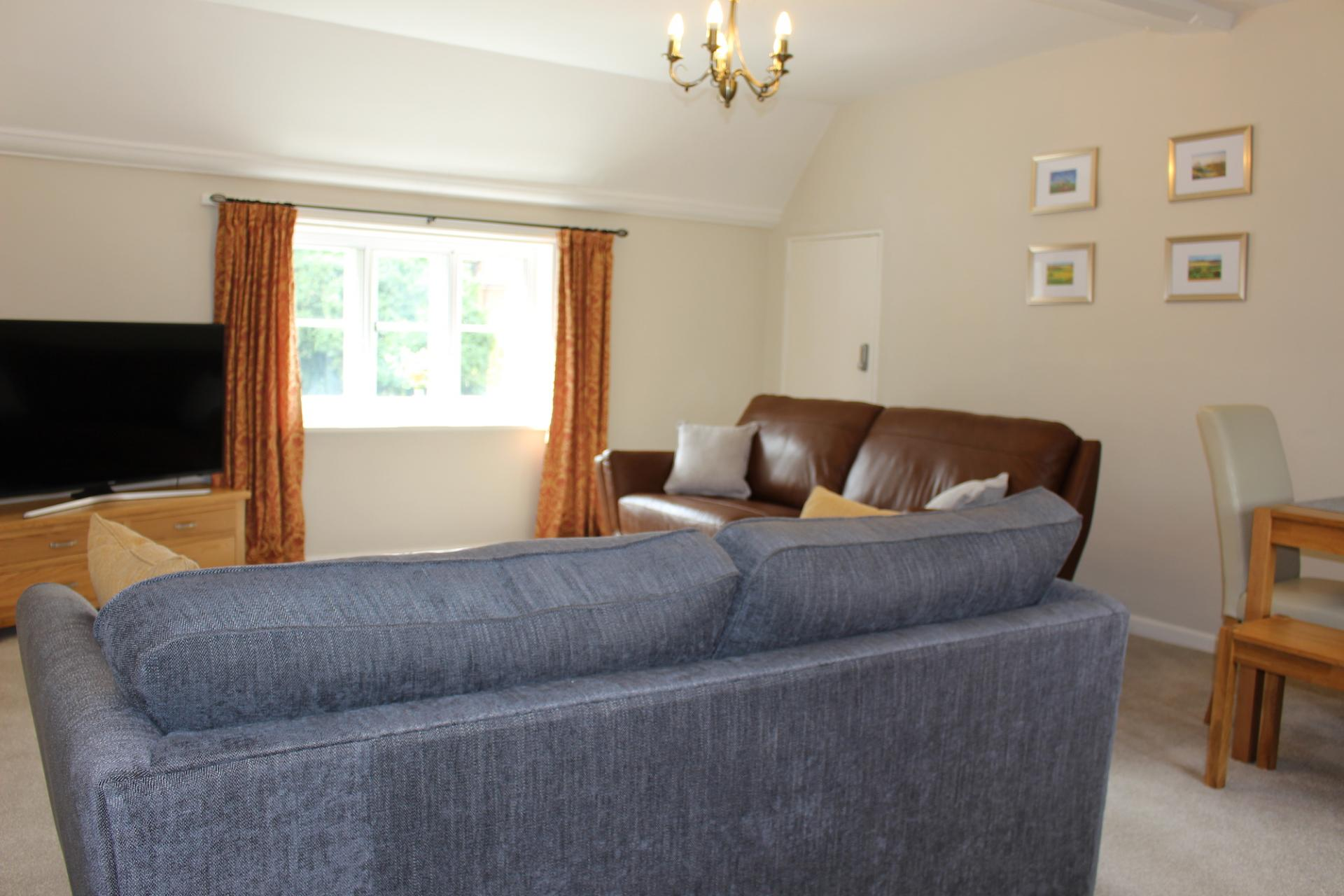 Window at Chilton Serviced Apartments
