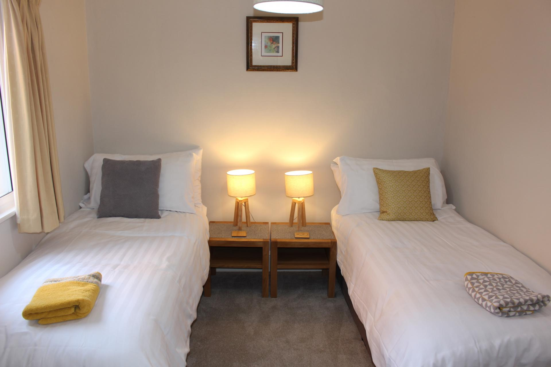 Beds at Chilton Serviced Apartments