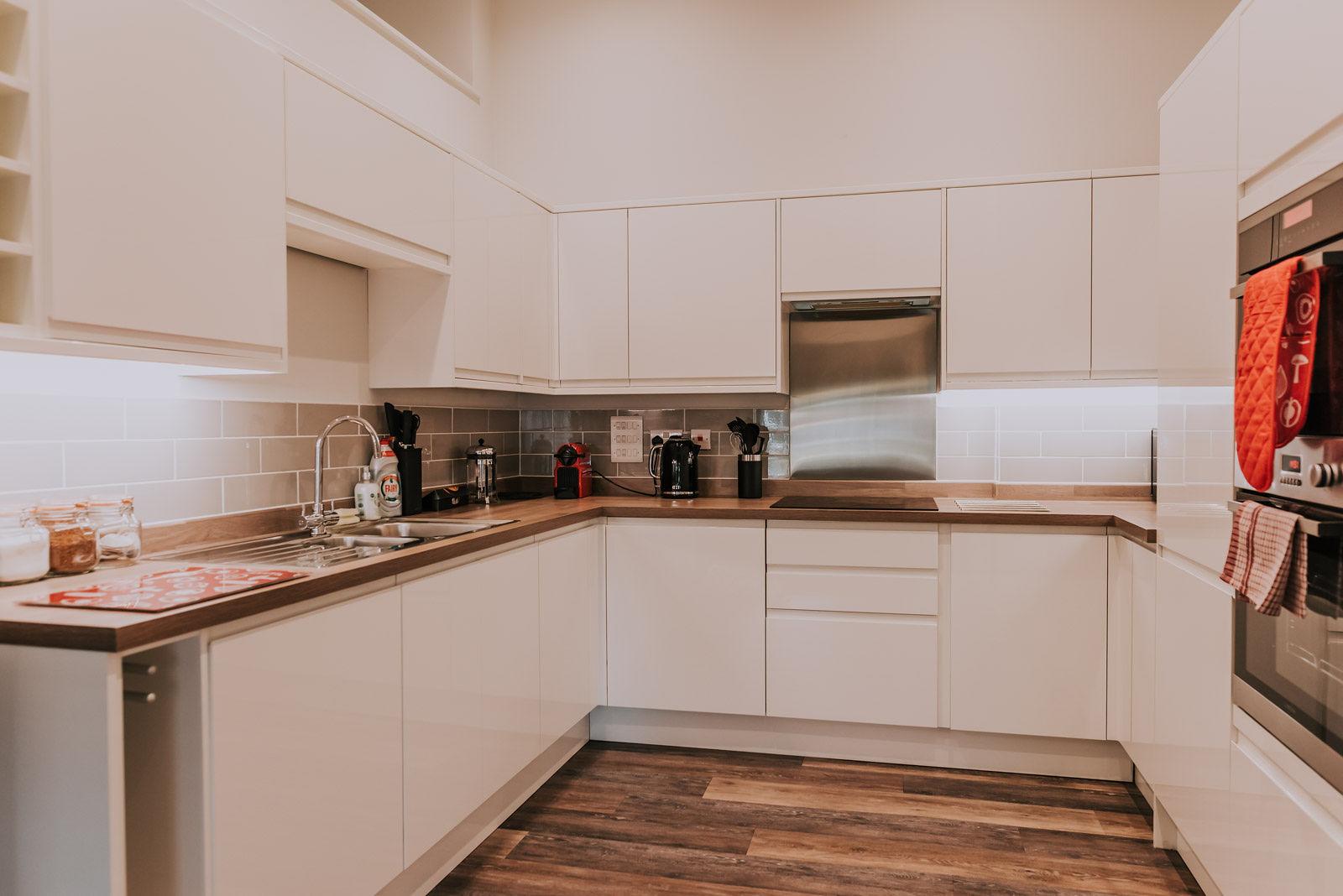 Kitchen at Cavendish House