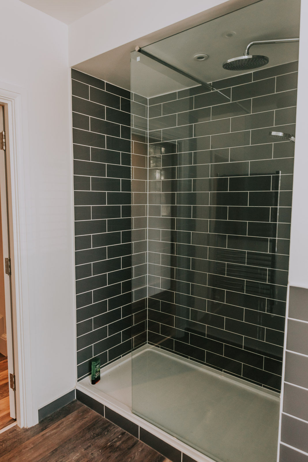 Shower at Cavendish House