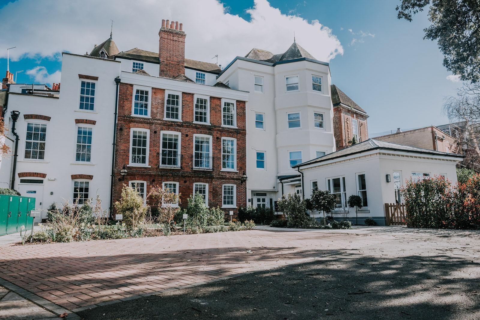 Exterior at Cavendish House
