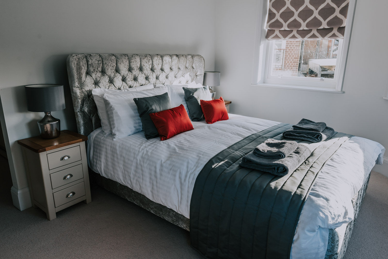 Bedroom at Cavendish House