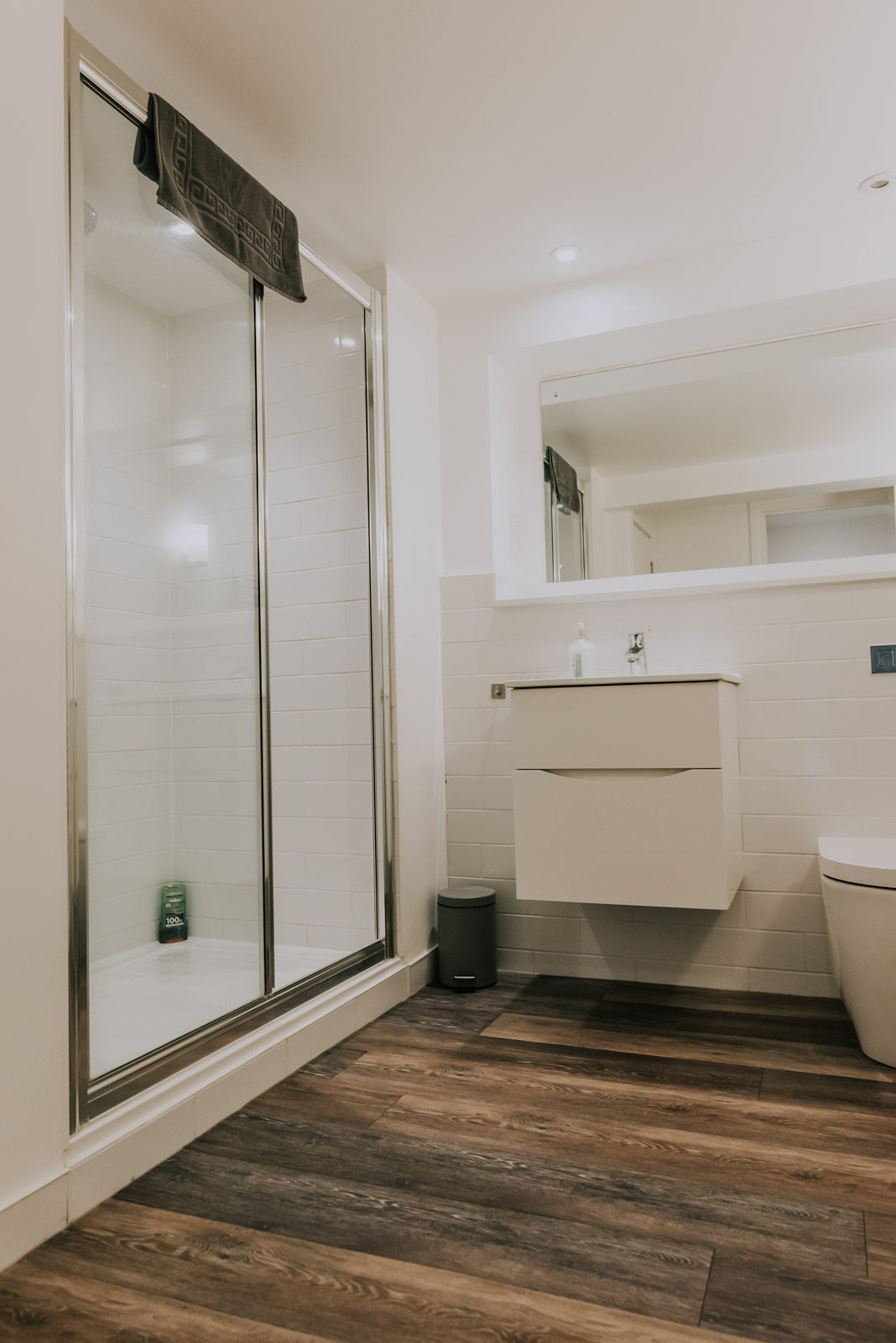Bathroom at Cavendish House