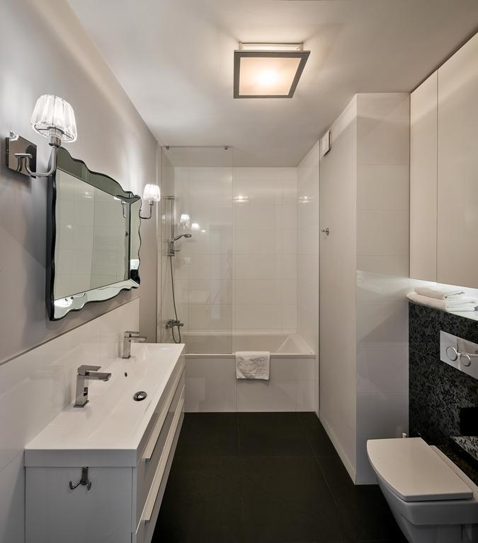 Bathroom at Tymienieckiego Apartments