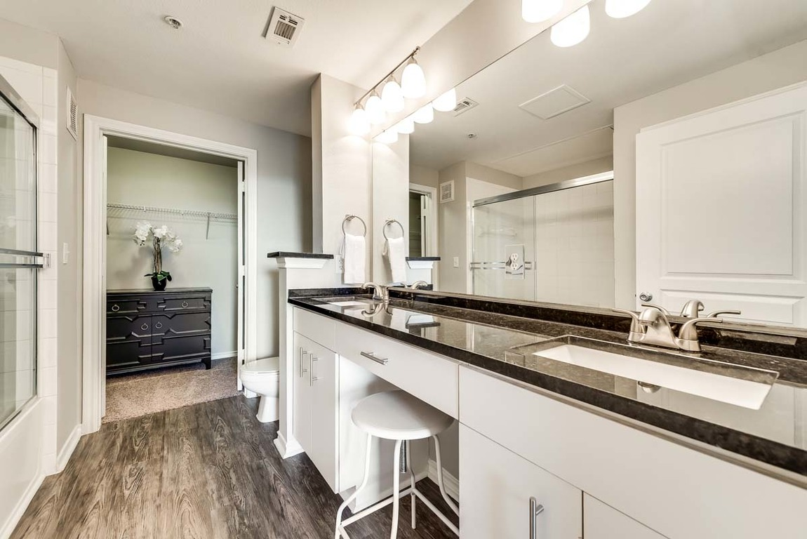Sink at Cityplace Apartment