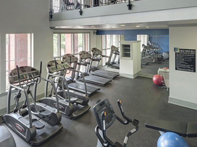 Fitness Centre Hue at Cityplace Apartment