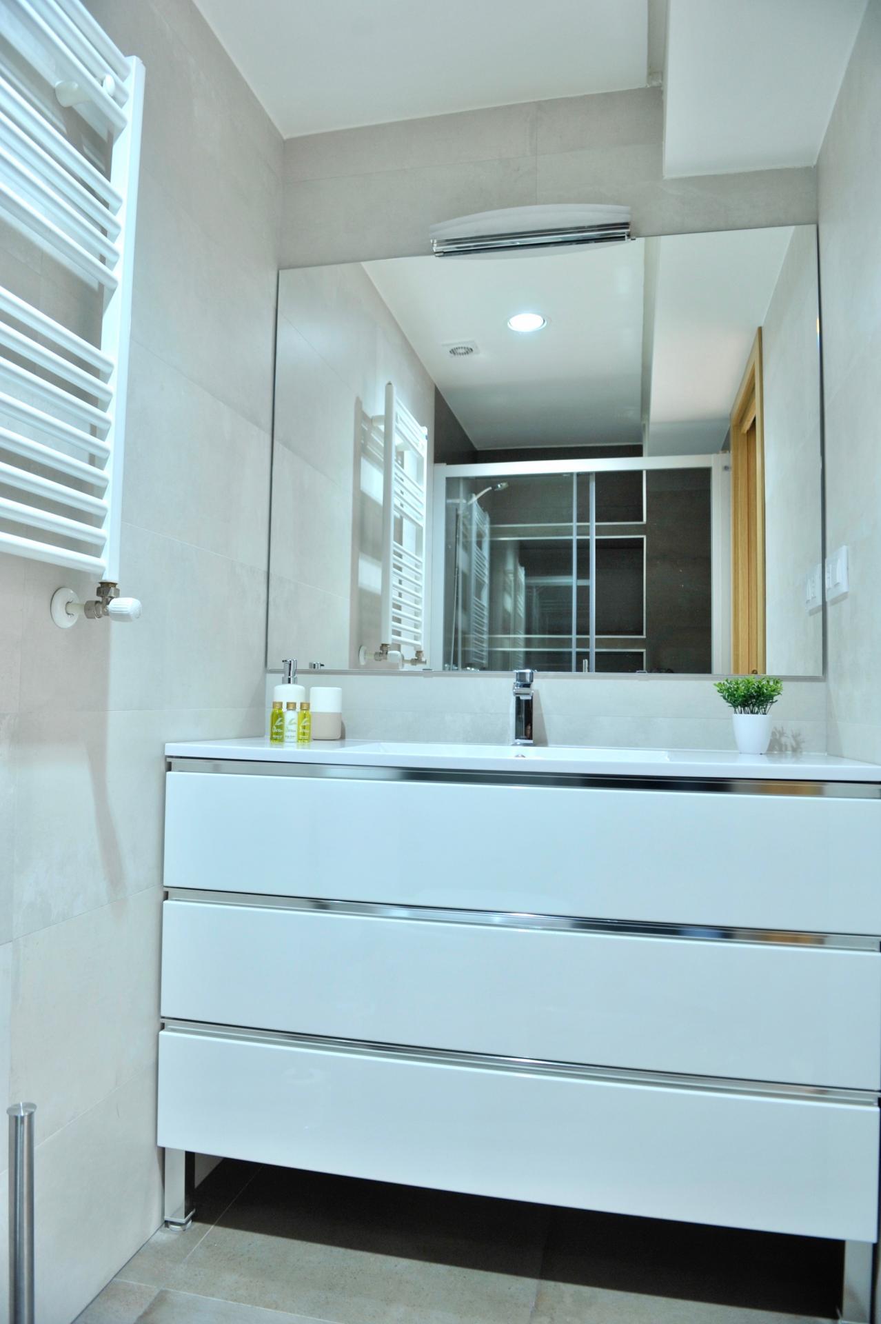 Mirror at Castellana 114 Apartments