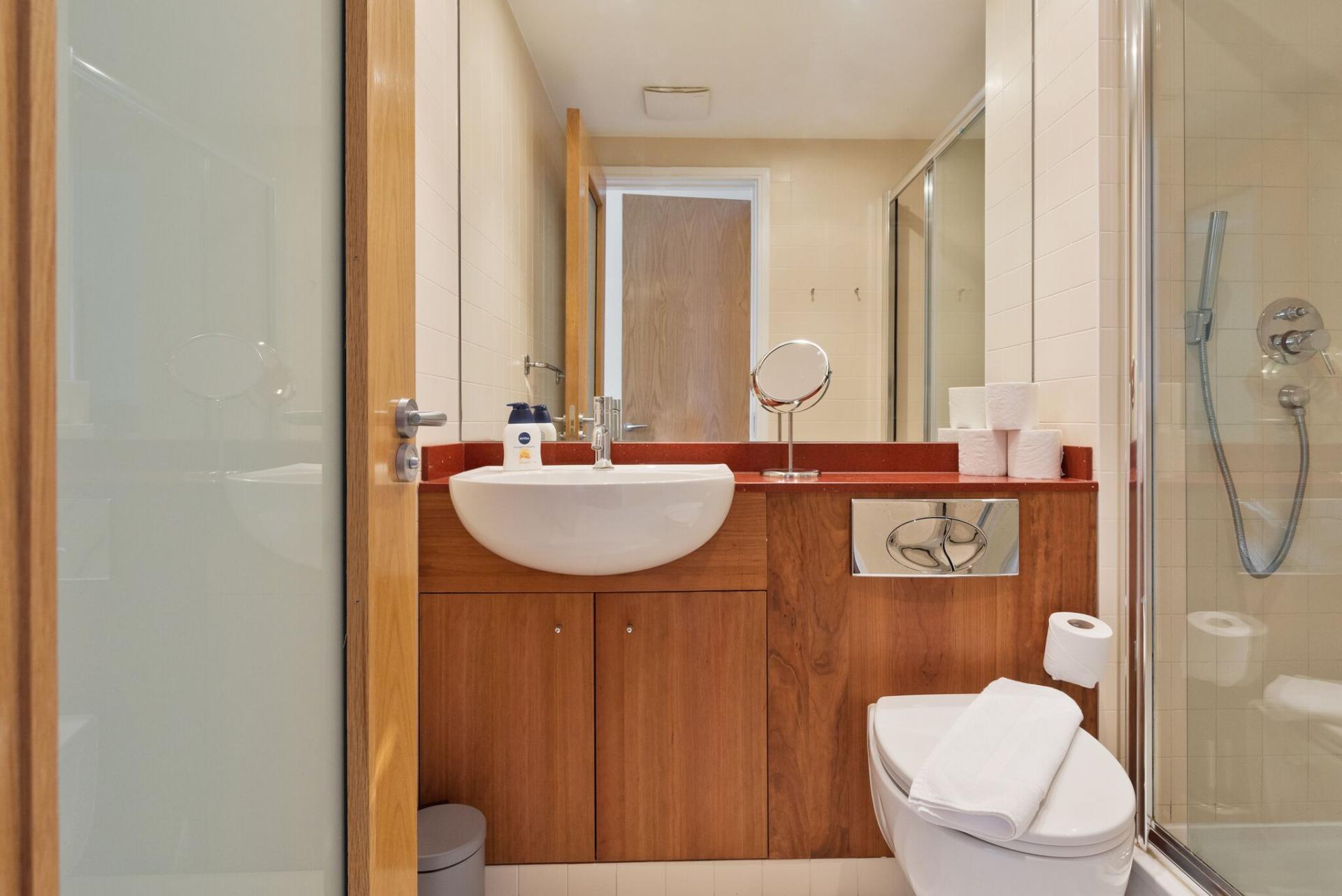 Sink at Hanover Dock Apartments