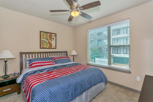 Bedroom at Elan City Lights Apartment
