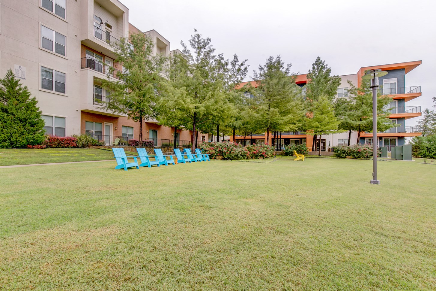 Gardens at Vibe Medical District Apartment