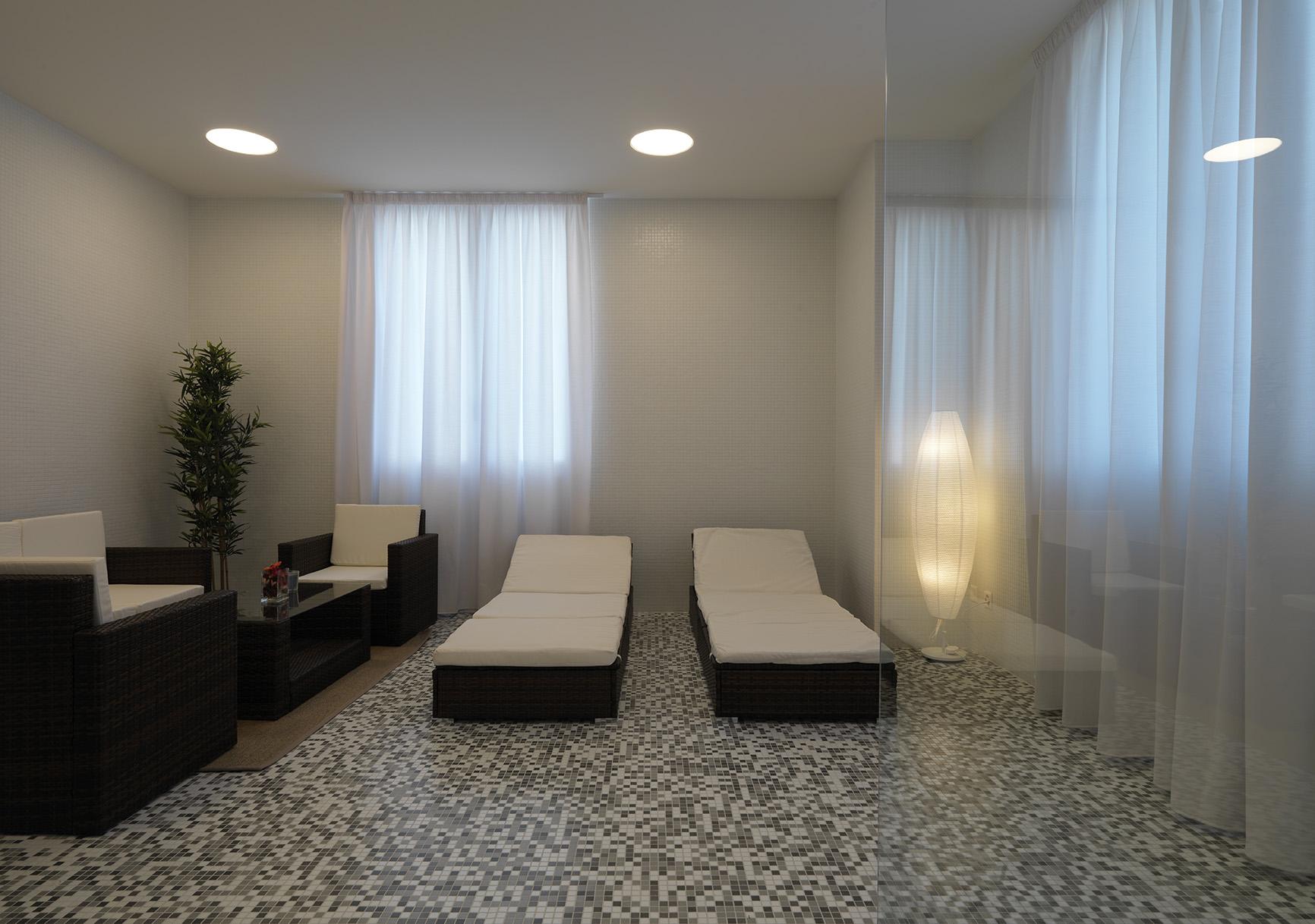 Spa at Smart Living Lugano Apartments