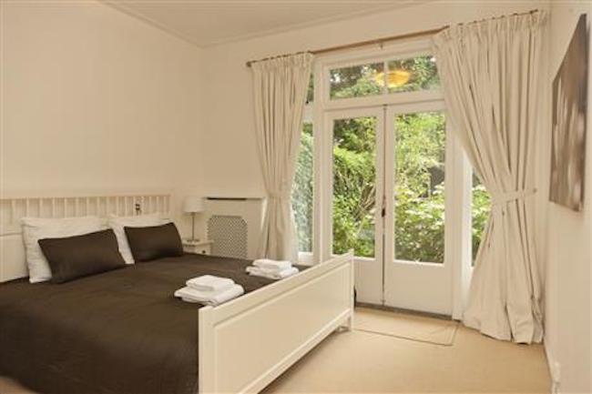 Bedroom at Royal Nassau Apartment
