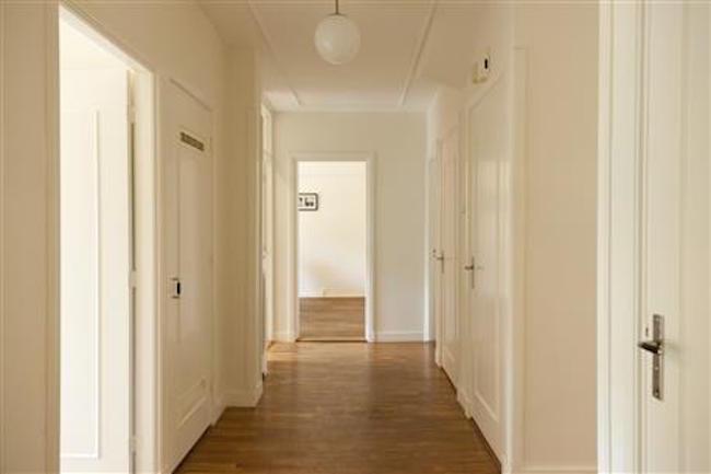 Hallway at Royal Nassau Apartment