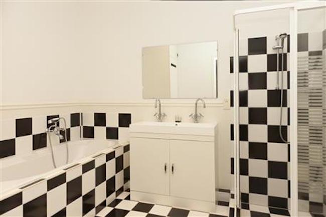 Bathroom at Royal Nassau Apartment