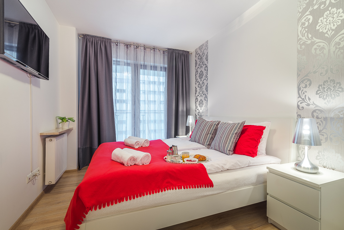 Red at Wronia Serviced Apartments