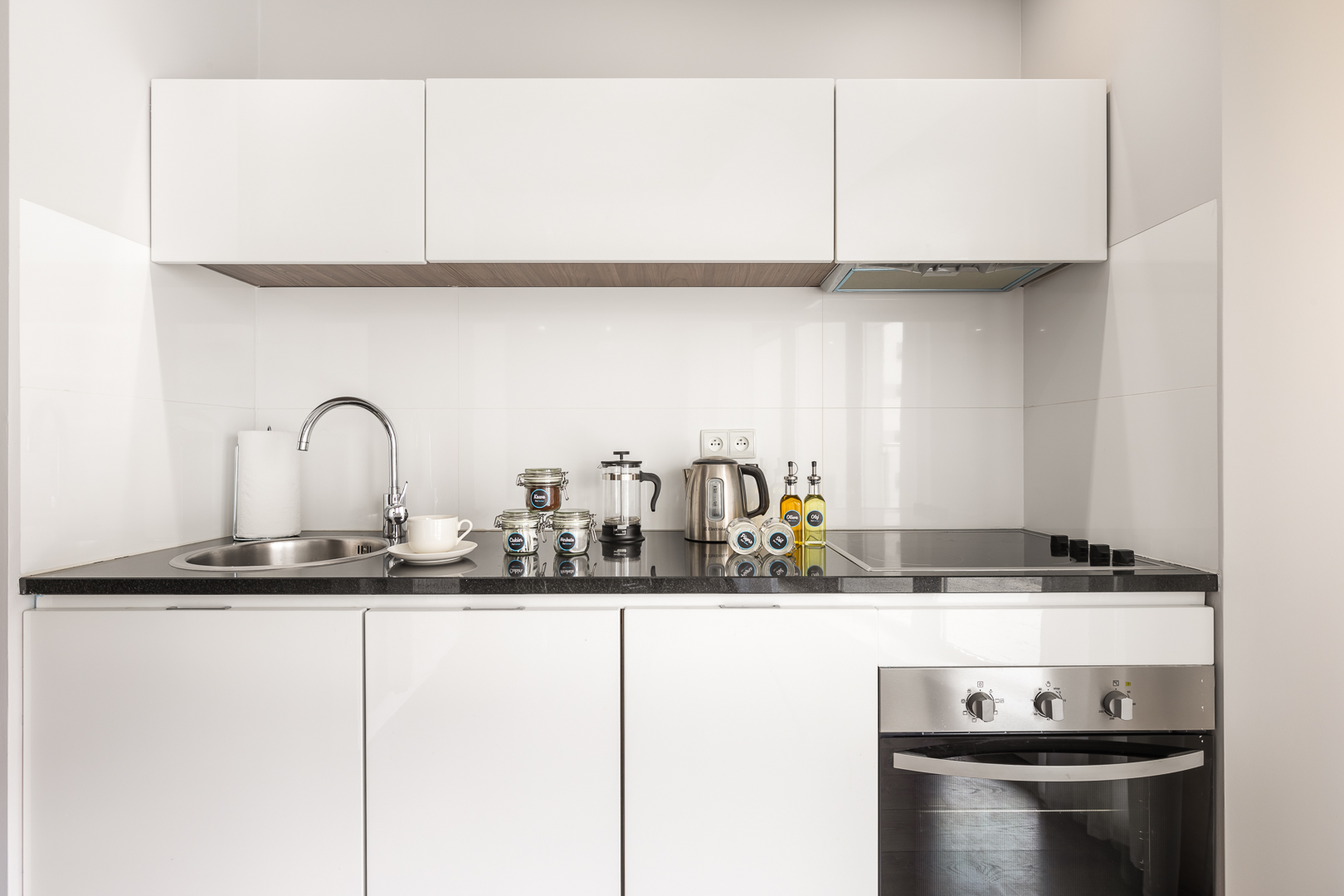 Sink at Wronia Serviced Apartments