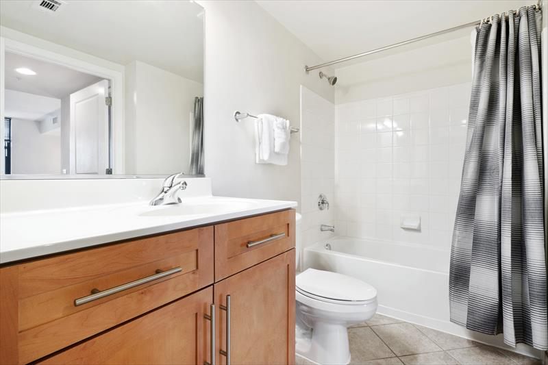 Bathroom at Gramercy Serviced Apartments