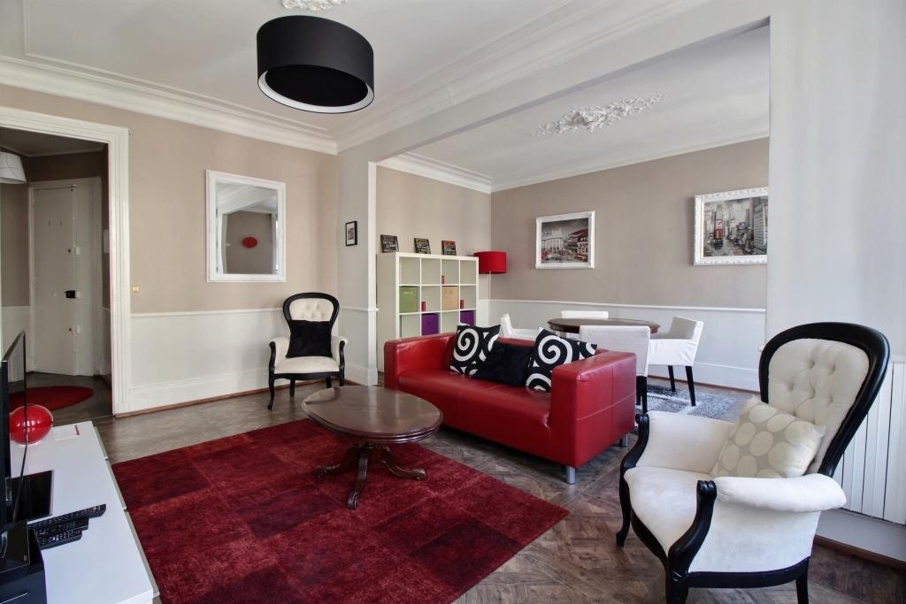 Lounge at Lerivoli Apartment