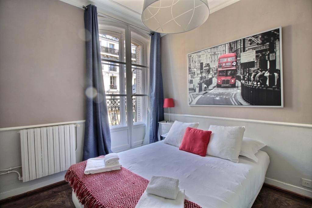 Bedroom at Lerivoli Apartment