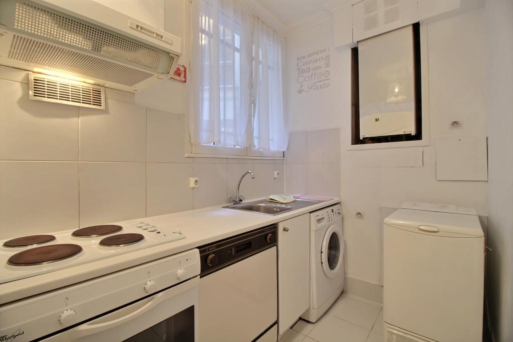 Kitchen at Lerivoli Apartment