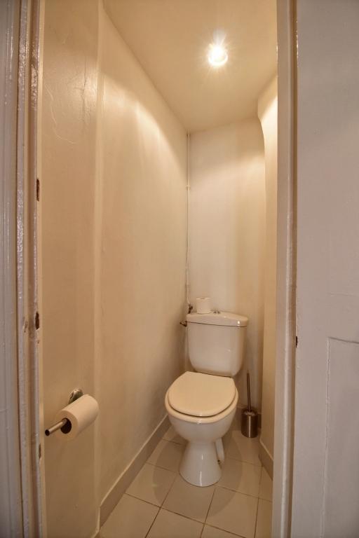 Toilet at Lerivoli Apartment