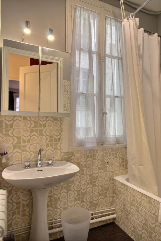 Bathroom at Lebaron Apartment