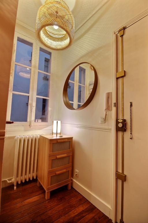 Entrance at Lebaron Apartment