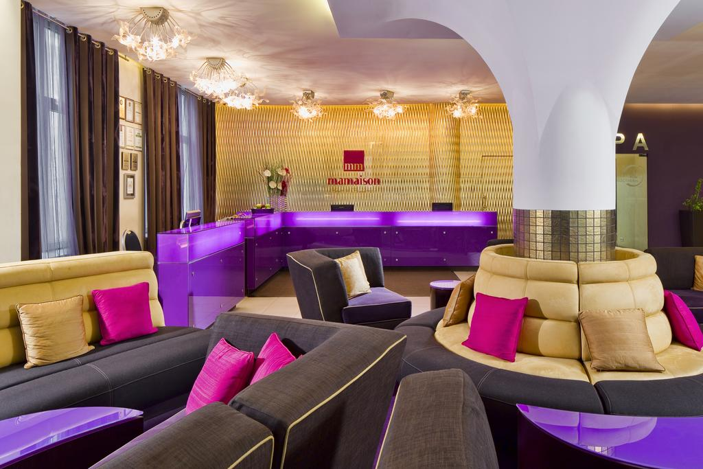 Lobby at Mamaison All-Suites Spa Hotel Pokrovka