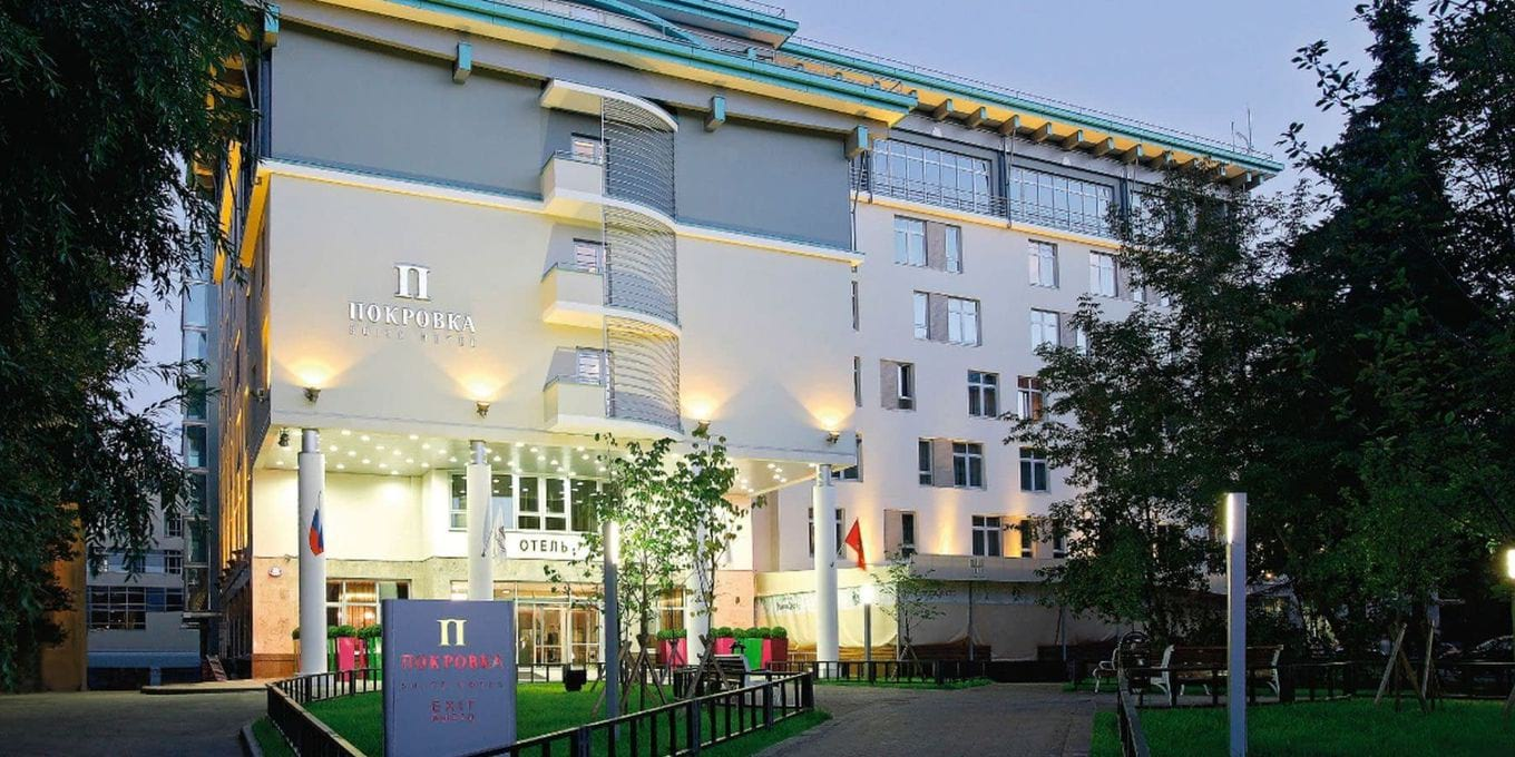 Exterior at Mamaison All-Suites Spa Hotel Pokrovka