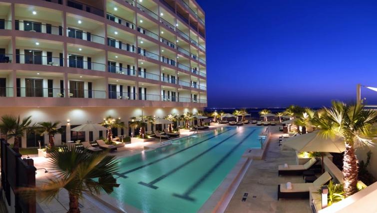 Pool in Staybridge Suites Abu Dhabi - Yas Island