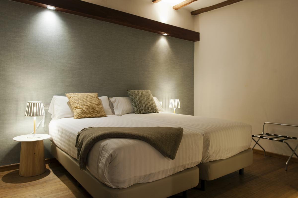 Bedroom at MH Apartments Princesa