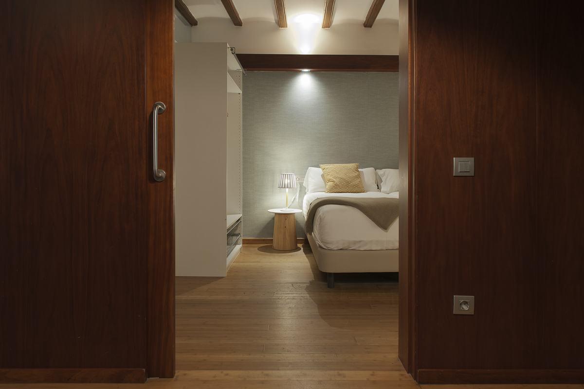 Hallway at MH Apartments Princesa