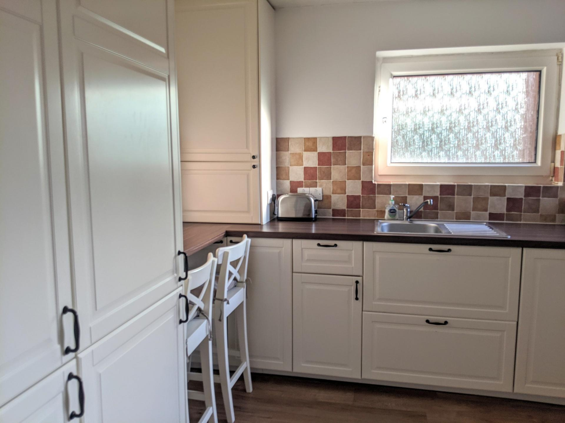Kitchen at Benjamin House Apartment, Centre, High Wycombe