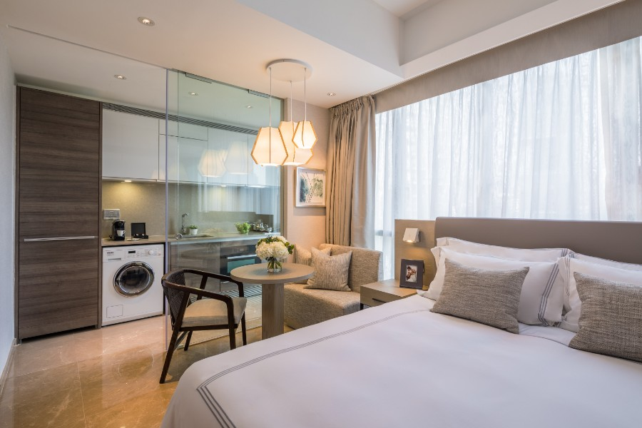 Studio at Fraser Residence Orchard Apartments, Singapore