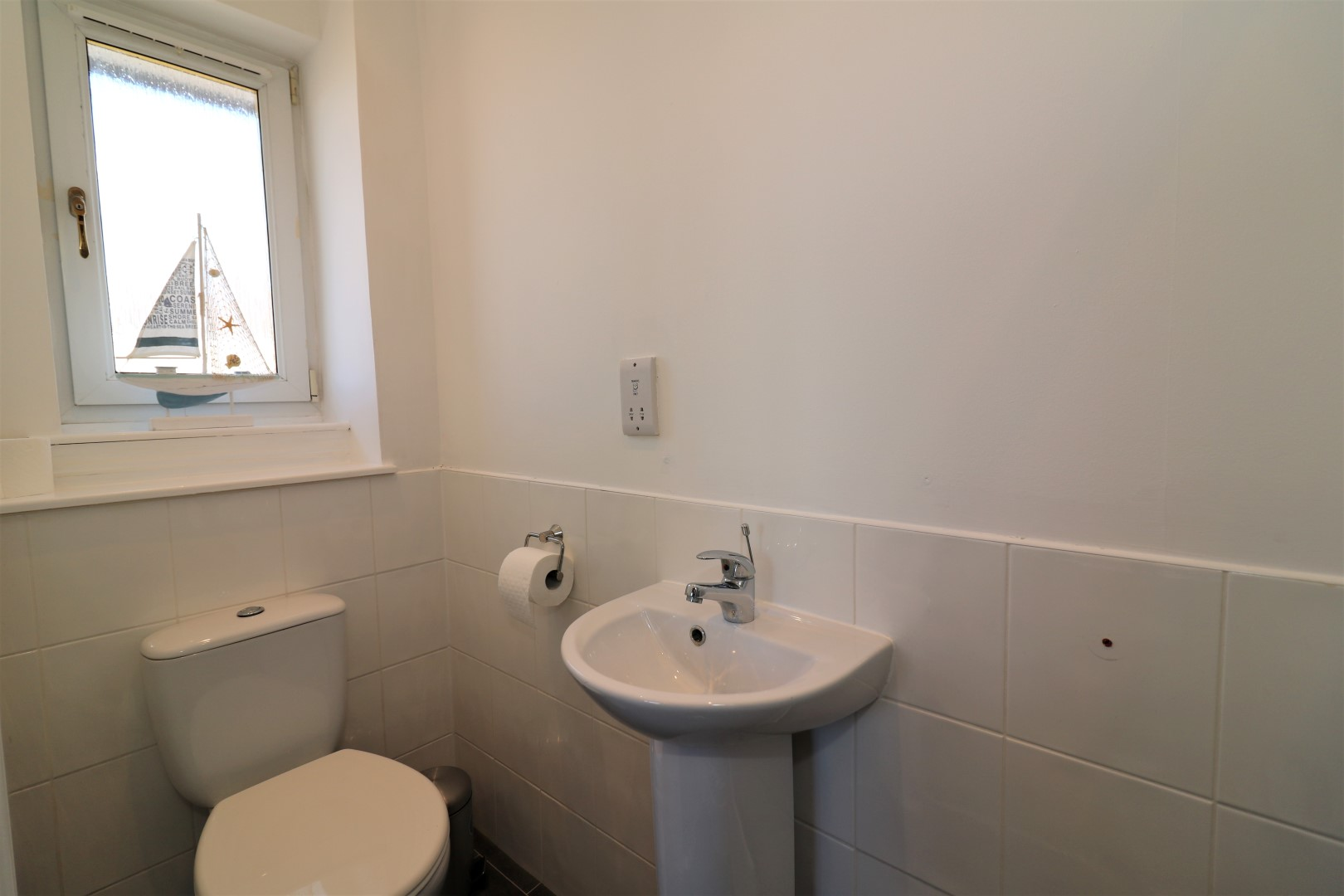 Ensuite at Connelly House