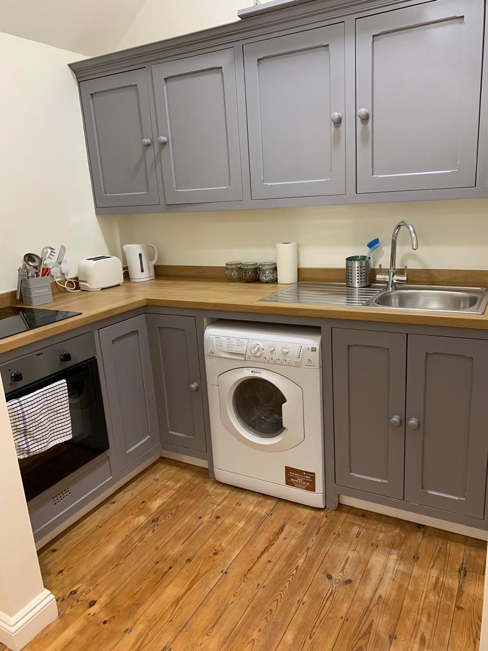 Kitchen at Bullingdon Apartment