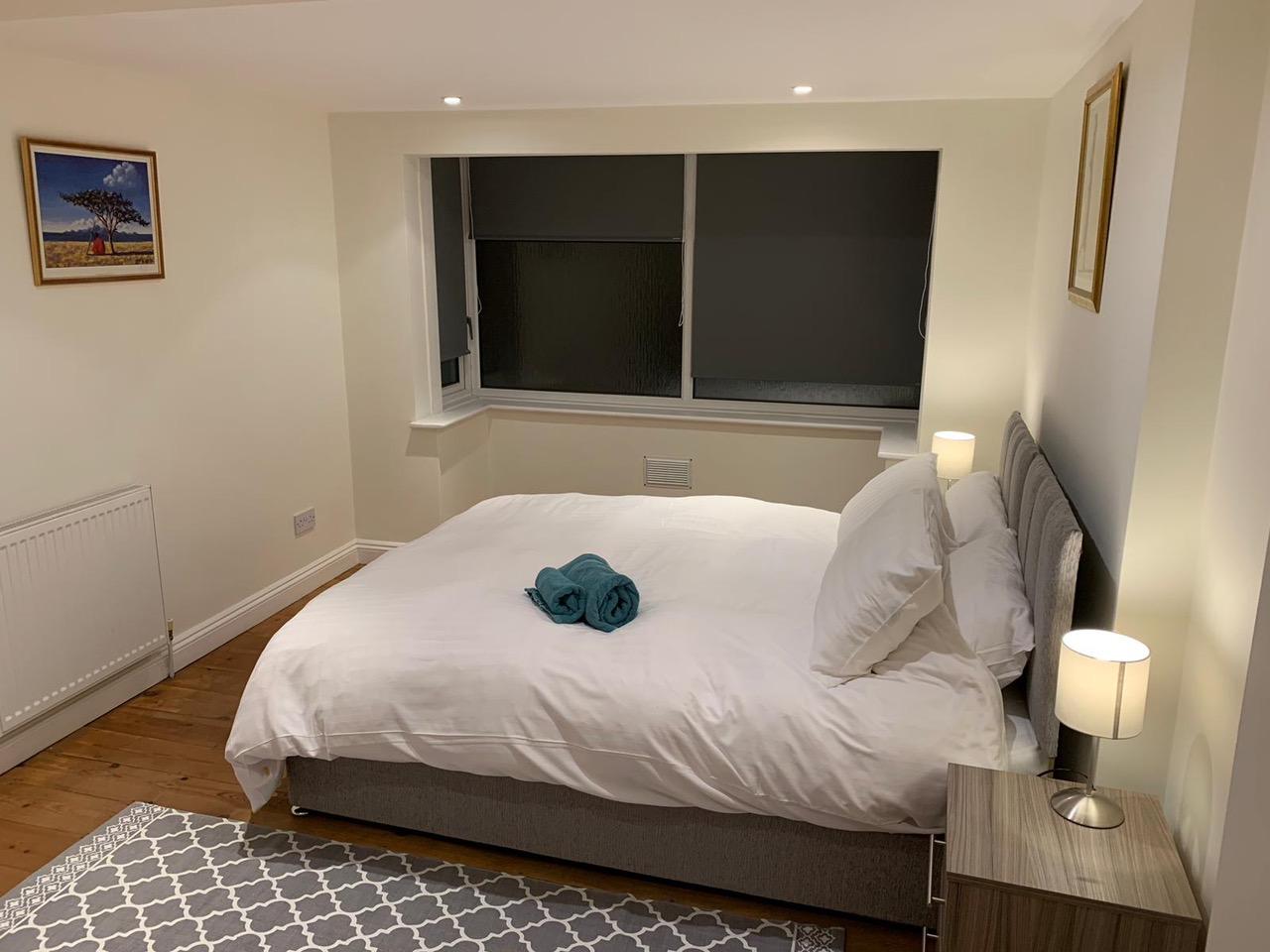 Bedroom at Bullingdon Apartment