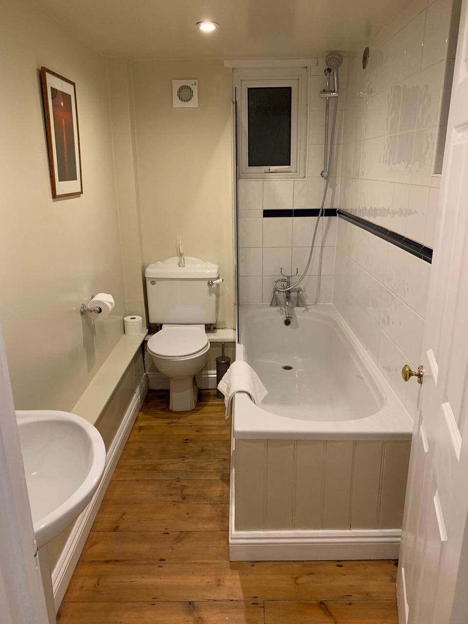 Bathroom at Bullingdon Apartment