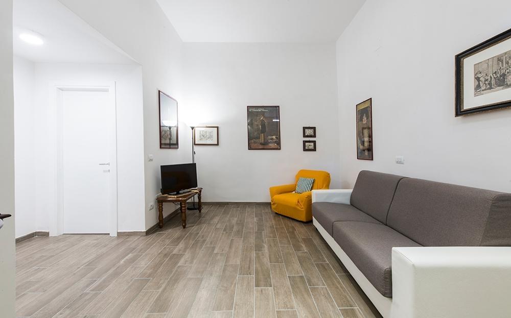 TV at Serenity Apartment