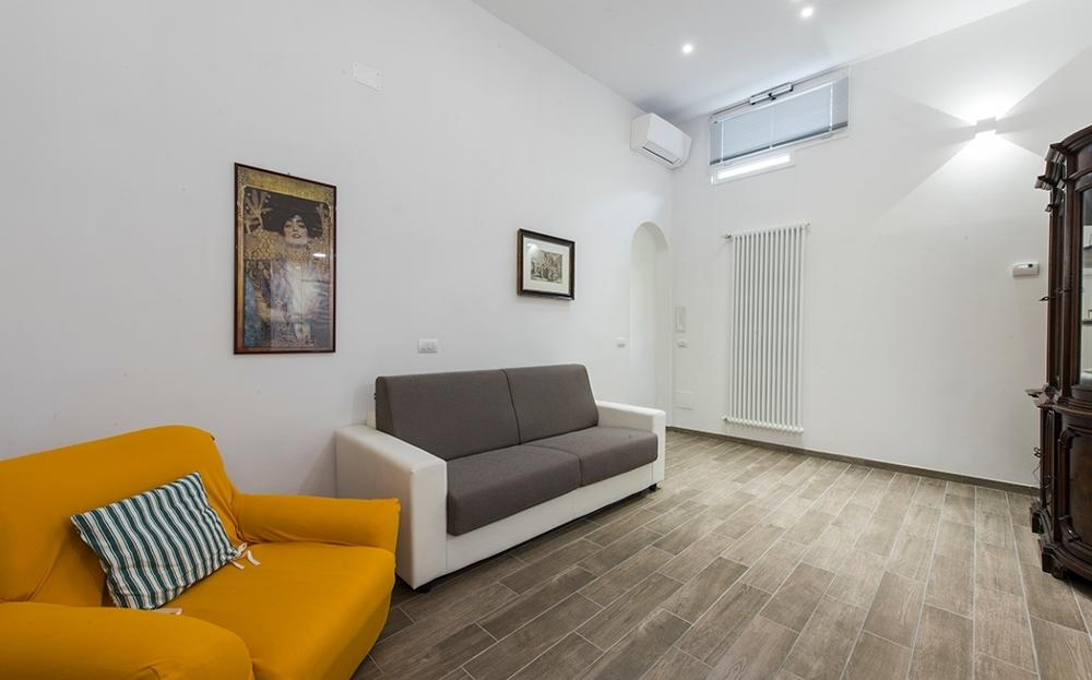 Sofa at Serenity Apartment