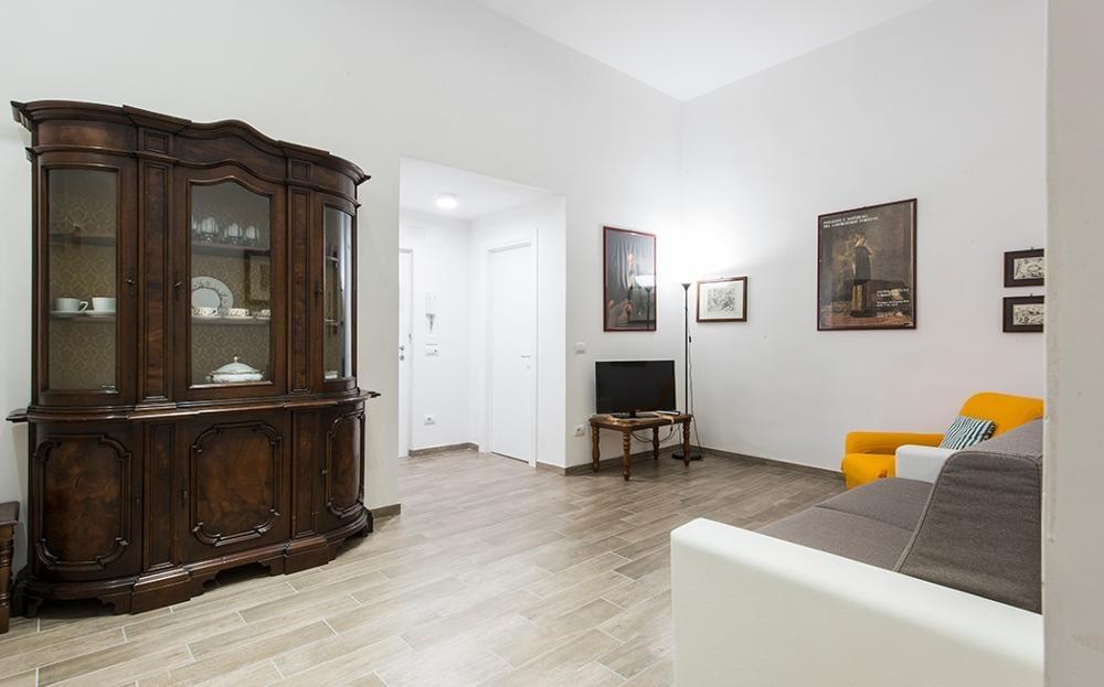 Lounge at Serenity Apartment