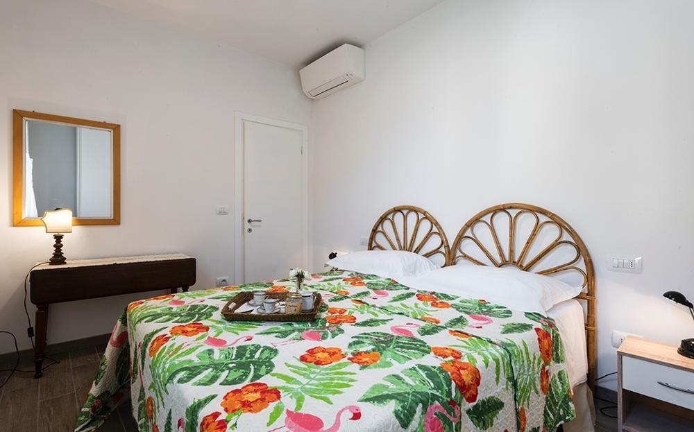Bedroom at Serenity Apartment