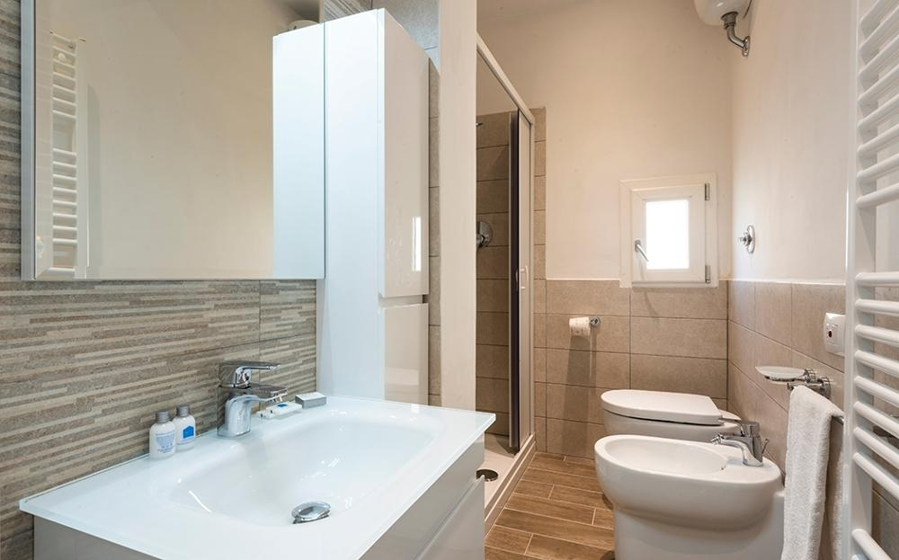 Bathroom at Serenity Apartment