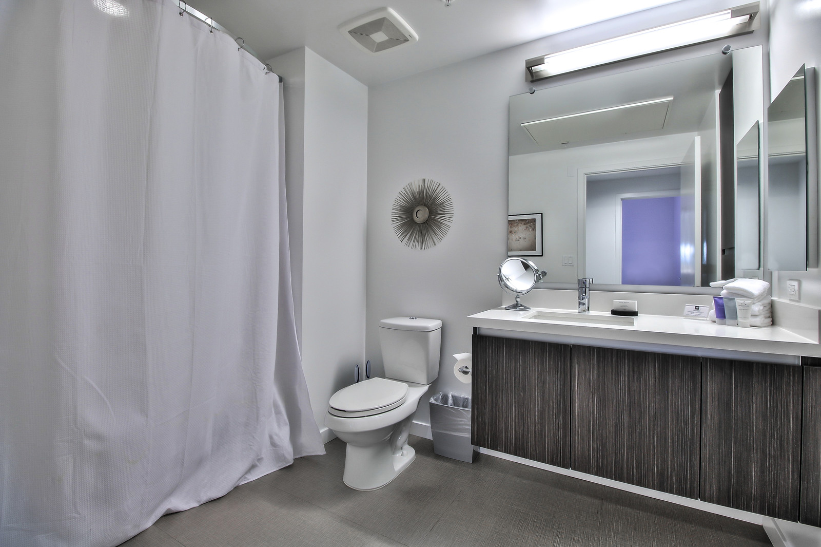 Bathroom at Aire Serviced Apartments