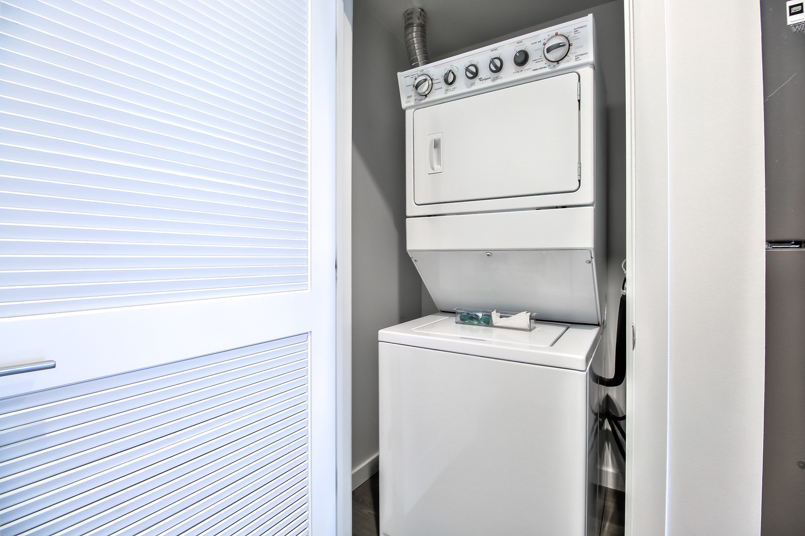 Laundry at Aire Serviced Apartments