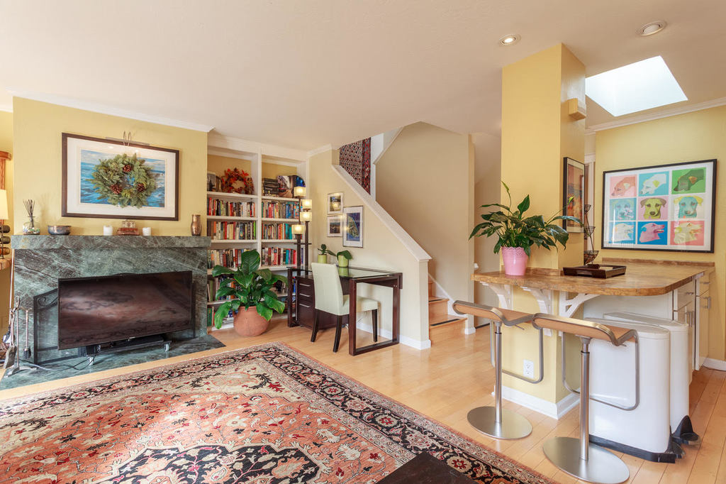 Open Plan Living Room at Ramona Townhouse
