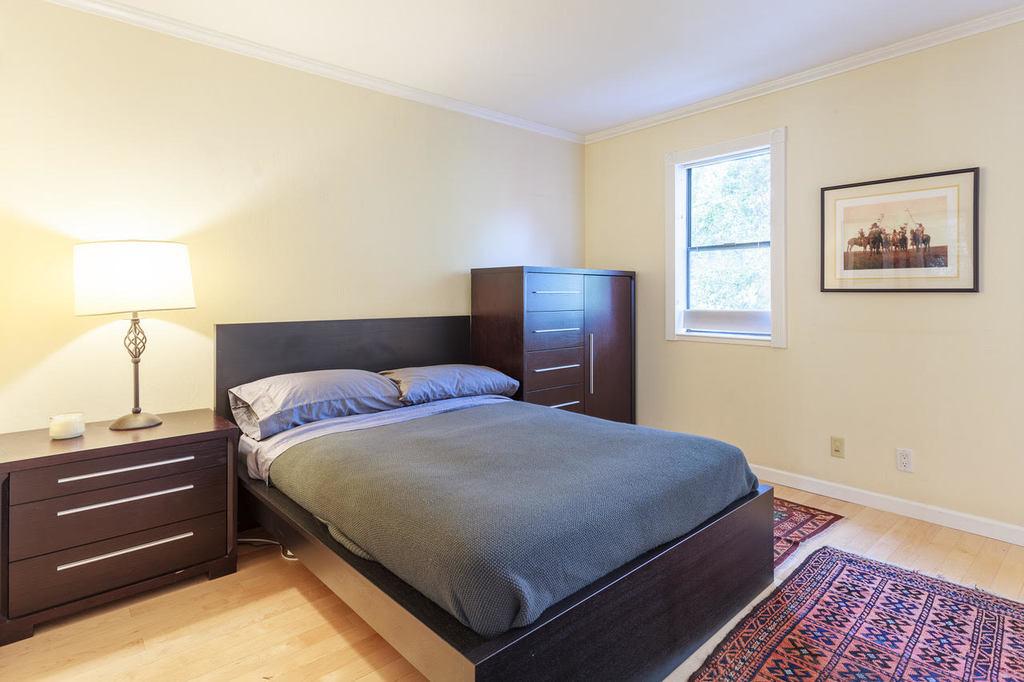 Bedroom at Ramona Townhouse